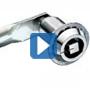 E3-Verschluss Aluminium