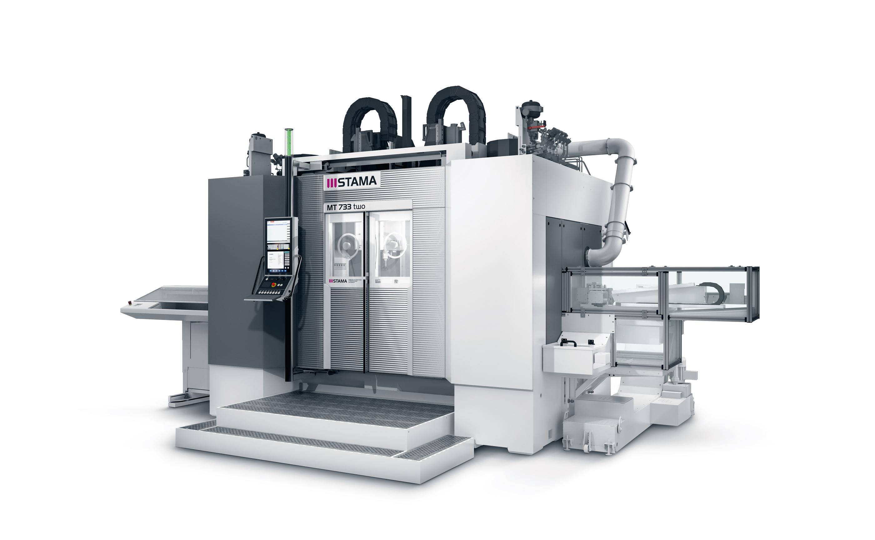 Hydro-Lift Gasdruckfeder bei Stama Maschinenbau GmbH