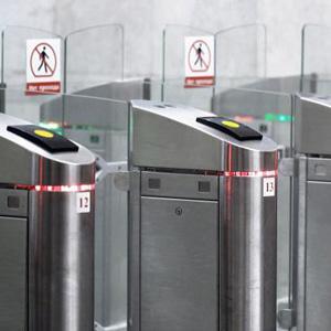 Abdeckkappen in Zugangskontrollsystemen