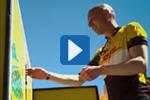 Kundenanwendung: elektromechanischer Fallenverschluss in Paketfahrrad