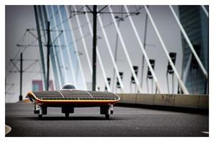 Hebelverschluss C2 in Solarfahrzeugen