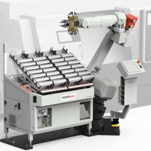 Linearführungen in CNC Maschine