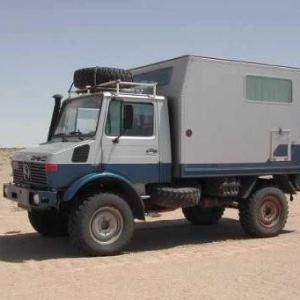 Aushängbare Scharniere für Off-Road Fahrzeuge