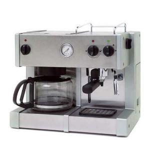 Scharnier mit einstellbarer Friktion in einer Kaffeemaschine