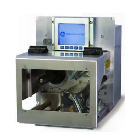 Scharnier mit Positionskontrolle in Printer