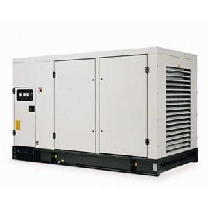 Schnellverschluss in Dieselgenerator