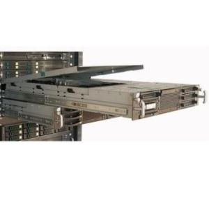 Teleskopschienen in Server