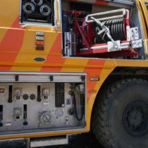 Teleskopschienen schwere Belastung in Feuerwehrfahrzeug