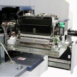 Teleskopschienen in digitalem Drucker