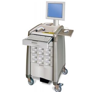 Elektromechanische Verschlüsse in Medikamentenausgabe