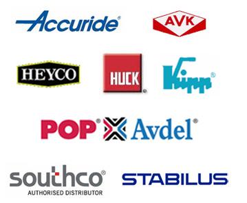 Logo's leveranciers