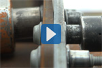 Schließringbolzen in einer Biogasanlage