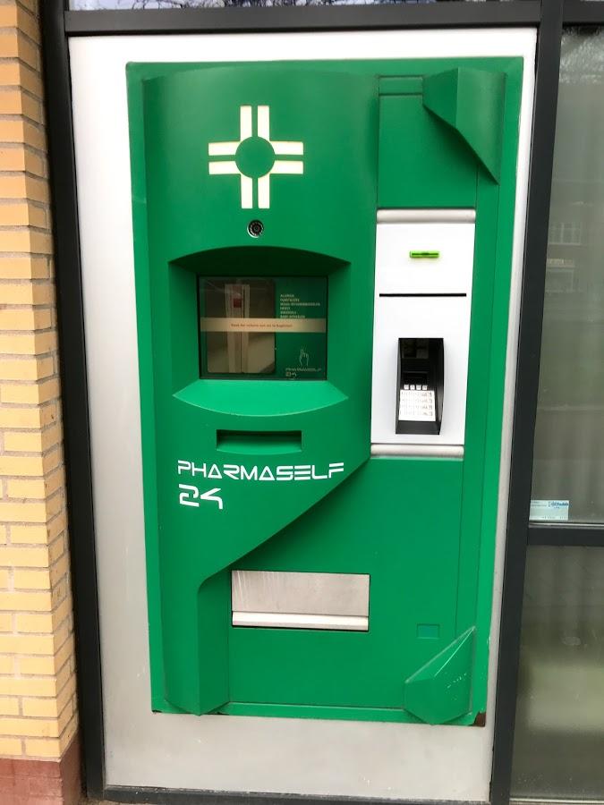 Selbstbedieningungsautomaten