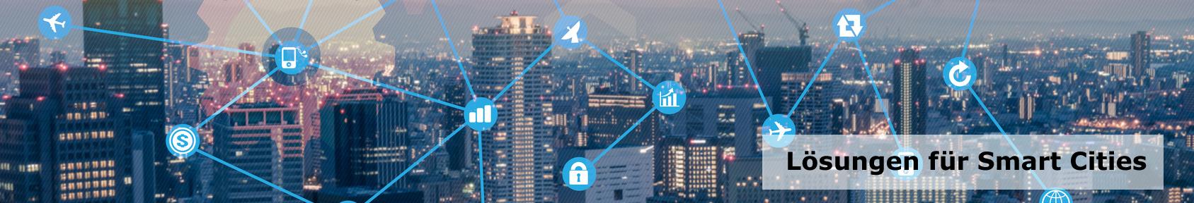 Lösungen für Smart City