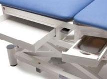 Zweiwege-Schiene Massageliege