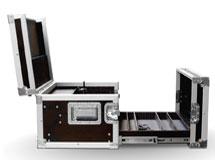 Teleskopschienen Flightcase