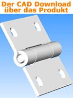 CAD Scharnier