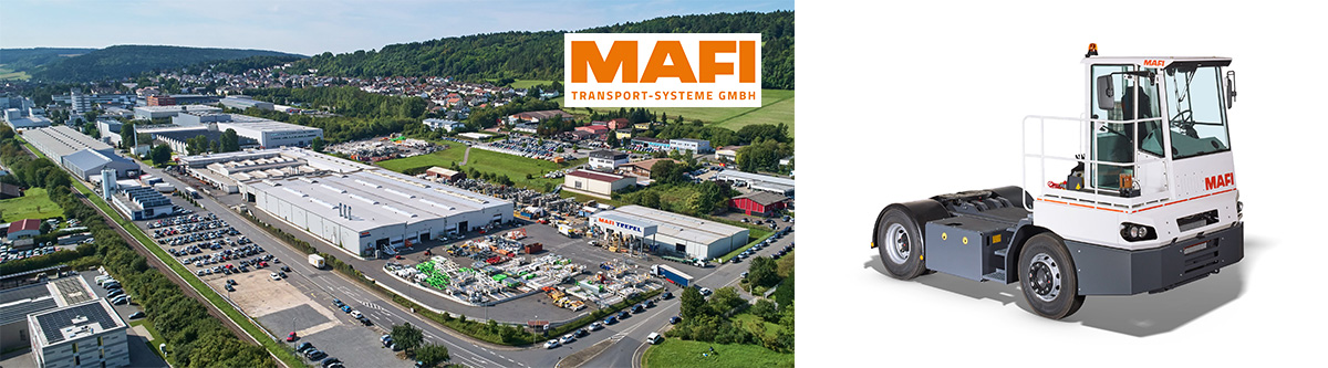 Heyman zu Besuch bei MAFI Transport-Systeme GmbH