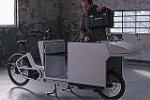 Teleskopschienen in Lastenfahrrädern